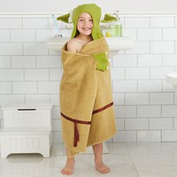 Star Wars Yoda Bath Wrap (Green)