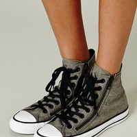 Double Zip Hi Top Chucks