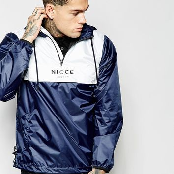 Nicce London Over The Head Festival Jacket