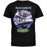 Iron Maiden - Flight 666 T-Shirt