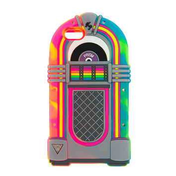 Katy Perry 3D Light Up Neon Jukebox Cover for iPhone 6