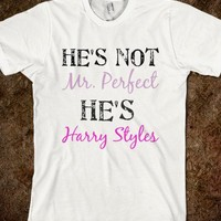 He's Harry Styles - Just Creative