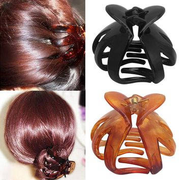 Octopus Shape Claws Hair Clip