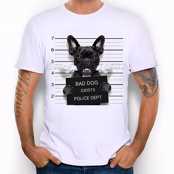 French Bulldog Line-up T Shirt