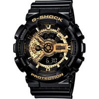 G-Shock Ga110gb-1Acr Watch Black One Size For Men 18614210001