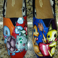 Pokemon Custom Toms