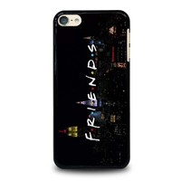 FRIENDS ICON iPod Touch 4 5 6 Case Cover