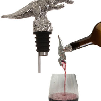 Winosaurus Rex Wine Bottle Pourer