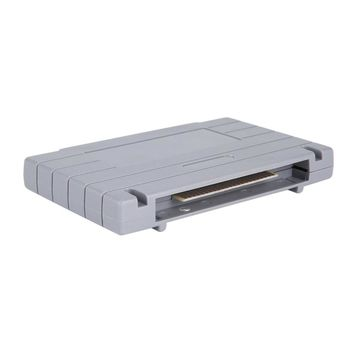 16-bit Super Flash Game Drive Flash Cartridge TV Video Games Console Gaming Game Card Plug & Play For Nintendo SFC/SNES