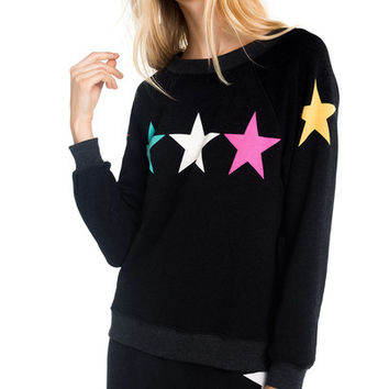 Arcade Stars Sommers Sweater - Wildfox