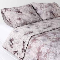 Magical Thinking Acid Wash Sham Set- Grey One
