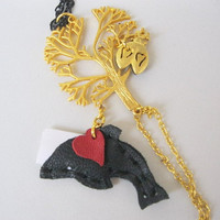 Move the Neck of Your Request,Christmas and Valentine,Necklace-1