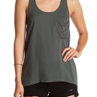14th & Union | Mixed Media Tank | HauteLook