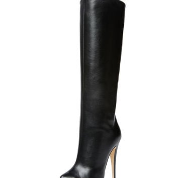 Eva Hidden Platform Tall Boot