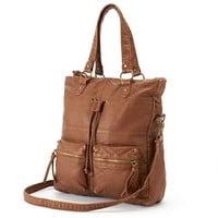 SONOMA life + style Convertible Tote (Brown)