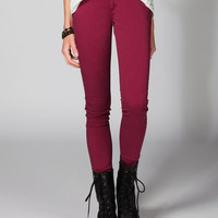 Rsq Miami Womens Jeggings Berry  In Sizes