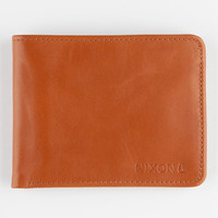 Nixon Stealth Slim Wallet Light Tan One Size For Men 26893542001