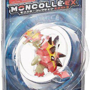 Takara Tomy Pokemon Monster Collection EX Moncolle Turtonator Action Figure USA