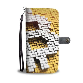 "Bitcoin ""B"" Phone Wallet Case"