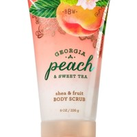 Shea & Fruit Body Scrub Georgia Peach & Sweet Tea