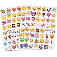 Emoji Sticker Pack By Emoji Stickers 288 of the MOST POPULAR EMOJIS