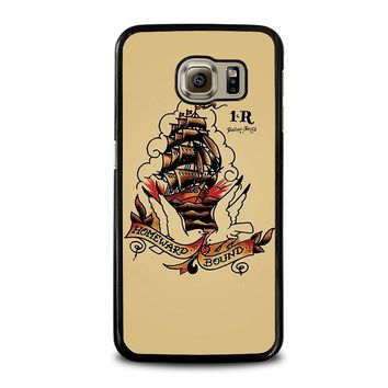 sailor jerry samsung galaxy s6 case cover  number 1