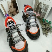 GUCCI GG  2020 NEW Latest  Women White black Casual Shoes Sneaker Sport Running Shoes Slides Sandals Shoes Best Quality