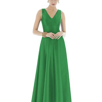 Alfred Sung by Dessy Bridesmaid Dress D663
