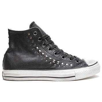ONETOW converse by john varvatos chuck taylor all star high studded black gunmetal
