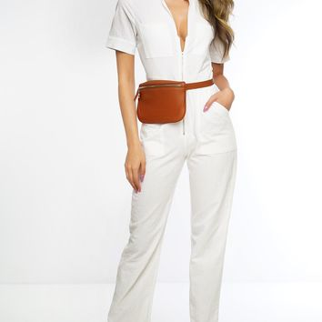 Kalia Jumpsuit - White