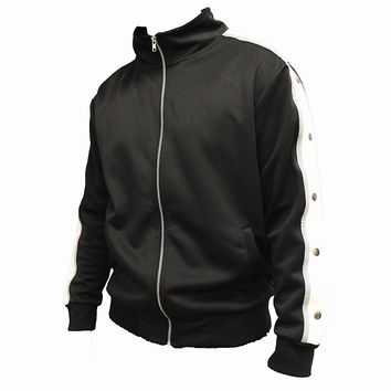 Dan Button Jacket (Black)