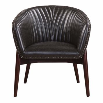 Uttermost Anders Chenille Accent Chair