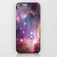 Small Magellanic Cloud iPhone & iPod Case by SuzanneCarter | Society6