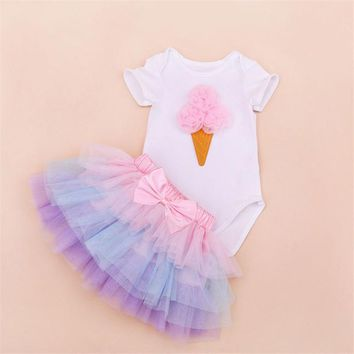 Baby Dress Party Clothing Set