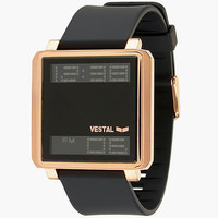 Vestal Transom Watch Rose One Size For Men 25825138101