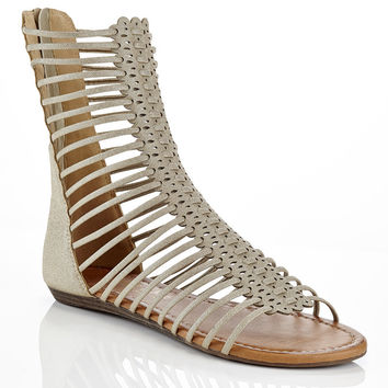 Terry Gladiator Sandal