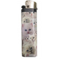 MAD KITTIES LIGHTER