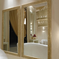 Diamond Wall Mirror