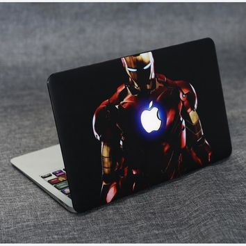 Print Hard Cover Box Retina 13 15 inch 3D pattern for Macbook Air 13.3 Air 11.6 inches for Mac book new Air 12 inch