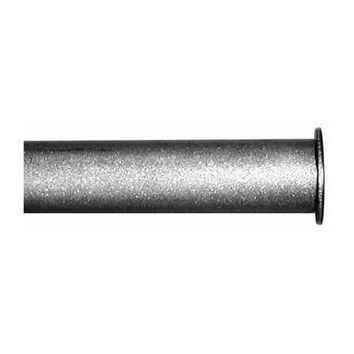 ONA Drapery 1 inch Wrought Iron End Cap