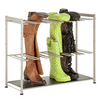 Honey-Can-Do 4-Tier Accessory Shelf