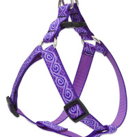Lupine Jelly Roll Step-In Medium Dog Harness (3/4 Inch)