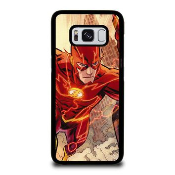 THE FLASH 7 Samsung Galaxy S8 Case Cover