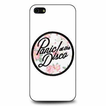Panic At The Disco Merch iPhone 5/5s/SE Case