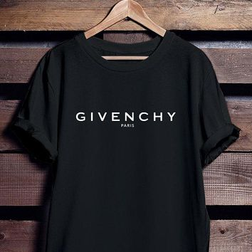 Givenchy T Shirt - Givenchy Paris Shirt for Men and Women - Givenchy Inspired - Free Shipping - Givenchy - Short-Sleeve Unisex T-Shirt