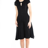 Turnkey Dress - Black
