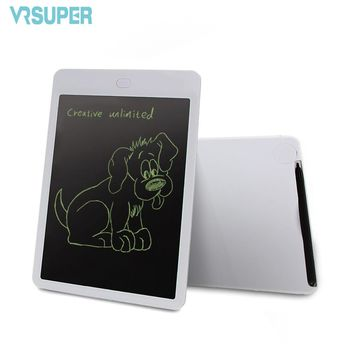 10 Inch LCD Writing Tablet Electronic Drawing Board Paperless LCD Handwriting Pads With Free Pen Family School Graffiti Toy Gift