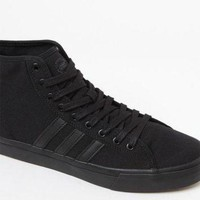 DCCK8X2 adidas Matchcourt Mid Remix Black Shoes