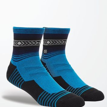 Stance Fusion Athletic The OG Ankle Sock - Mens Socks - Blue - One