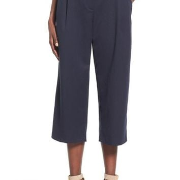 Wayf Pleated Culottes | Nordstrom